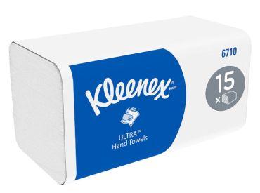 KLEENEX® Ultra Falthandtücher 3-lagig 15x96 items
