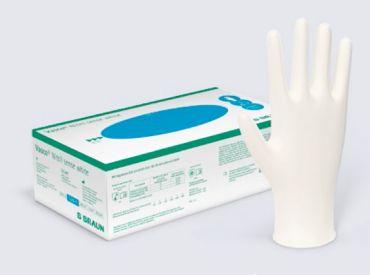 Vasco® Nitril Sense white, Untersuchungshandschuh, Gr. S, puderfrei, 1x200 Stück
