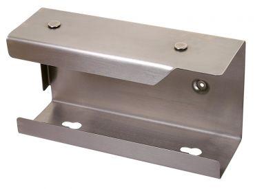 Handschuh - Dispenserhalter Edelstahl Gr. M 250 x 135 x 80 mm 1x1 Stück