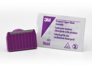 3M Clipper disposable shear heads for 9661/9661L 1x50 items
