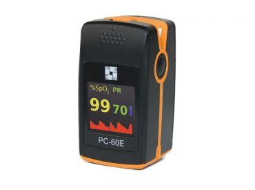 PC 60E FingerTip pulse oximeter 1x1 items