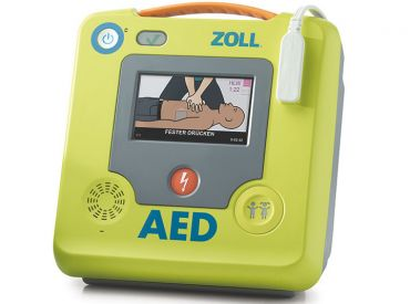 ZOLL AED 3 Halbautomat Defibrillator 1x1 Stück