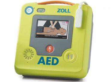 ZOLL AED 3 Vollautomat Defibrillator 1x1 Stück