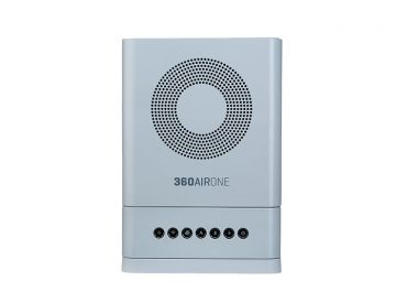 360AIRONE® system i10, Farbe Platin 1x1 Stück