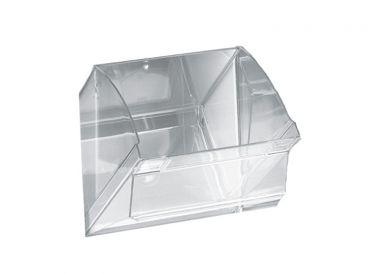 Ersatz-Schütte für Kanülenspender mit 3 Fächern 1x1 Stück