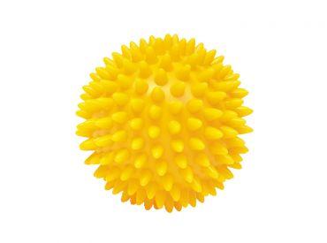 Igelball, klein, Ø 78 mm, gelb 1x1 Stück