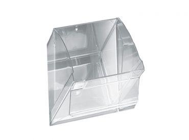 Ersatz-Schütte für Kanülenspender mit 4 Fächern 1x1 Stück
