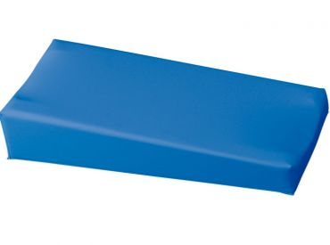 Injektionskissen 45 x 15 cm, blau, 1x1 Stück