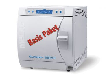 Euroklav® 23VS+ Basis Paket 1x1 Set