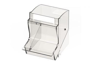 Einzelschütte klein für PicBox®, mit Staubschutzdeckel 1x1 items