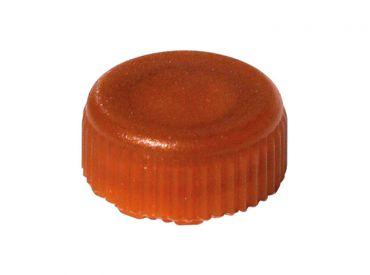 Schraubverschluss für Mikro-Röhren braun 1x10000 Stück
