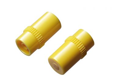 B.Braun IN-Stopper yellow 1x100 items