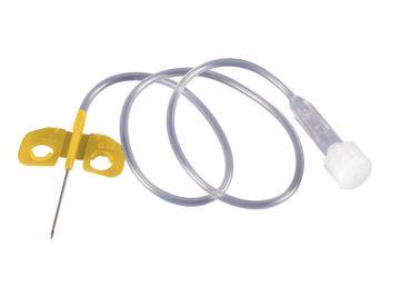 Venofix® A 0,5 x 15 mm, 25G orange, 30cm Schlauchlänge 50x1 Stück