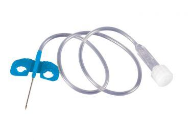 Venofix® A 0,65 x 20 mm, 30cm Schlauchlänge, 23G blau 50x1 Stück