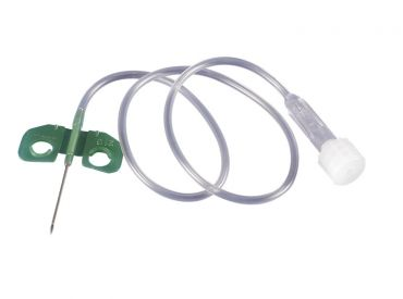 Venofix® A 0,80 x 20 mm, 21G, grün 50x1 Stück