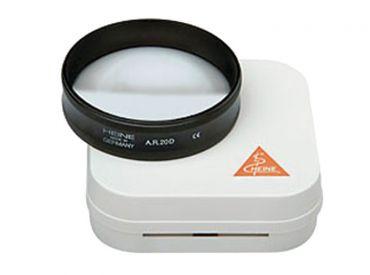 HEINE A.R. Asphärische Ophthalmoskopierlupe 16 D / Ø 54 mm 1x1 Stück
