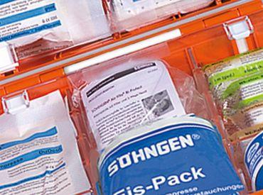 Füllung Norm DIN 13157 1x1 items