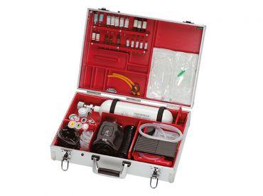 Ulmer Koffer I mit Grundausstattung Atmung, 1x1 items
