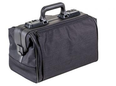 Rusticana Light,schwarz, Großformat mit einer Vortasche 1x1 Stück