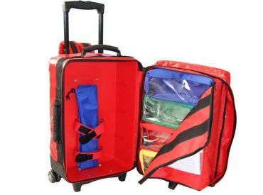 Notfallrucksack BOSCAROL Master Trolley Plane rot 32 x 34 x 58 cm 1x1 Stück