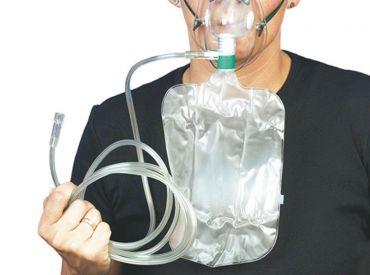 Sauerstoffmaske für Erwachsene, 1x1 items