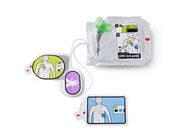 ZOLL CPR Uni-padz Universal-Elektrode, Erwachsene/Kinder 1x1 Paar