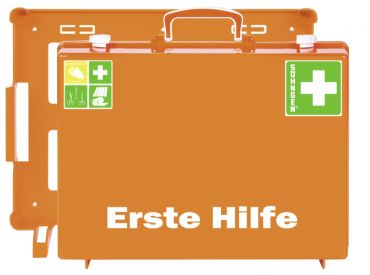 Erste-Hilfe-Koffer MT-CD leer orange 1x1 items