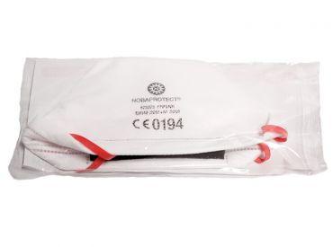 NOBAPROTECT® Atemschutzmaske FFP3 mit Ventil 1x10 Stück