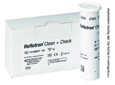 Reflotron® Clean+Check 1x15 Teste
