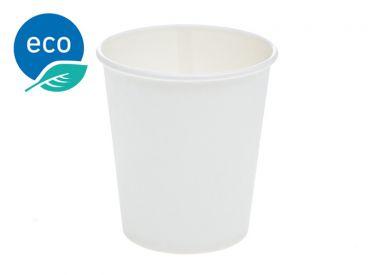 Hartpapierbecher weiß, 180 ml 1x50 Stück