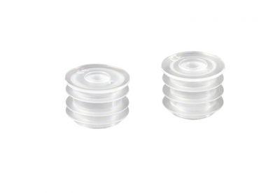 Exadoral® Flaschenadapter für Spritzen ø 28 mm 1x100 Stück
