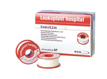 Leukoplast® hospital 9,2 m x 5,00 cm 1x6 Rollen