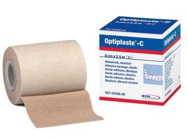 Optiplaste®-C Klebebinde 2,5 m x 6 cm 1x5 items