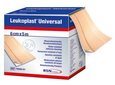 Leukoplast® Universal 6 cm x 5 m, 1x1 Rollen