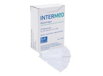 INTERMED Slide without matt strip, 1x50 items