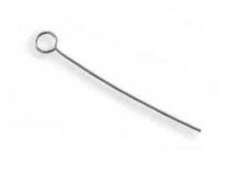 Stahl-Impföse (Kolle-Ösen, Platinersatzösen) 1x10 items