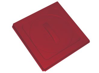 Zusatz-Deckel für Entsorgungsbox mehrfach verwendbar