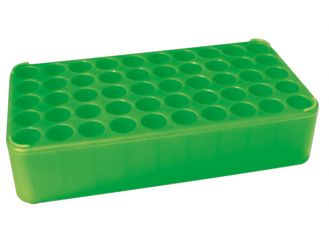 S-Monovette®-Rack D17, ohne Griff, grün, 1x1 Stück