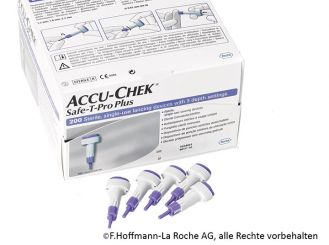 Accu-Chek® Safe-T-Pro Uno 1x200 Stück