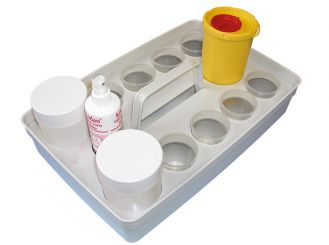 Safety-Tray Version III 1x1 Set