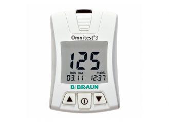 Omnitest® 3 Solo mg/dl B.Braun, weiß 1x1 Stück