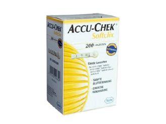 Accu-Chek® Softclix® Lancets 1x200 Stück