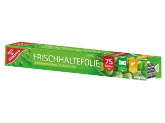 Frischhaltefolie 75 m x 29 cm 1x1 Rollen