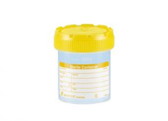 Transportbehälter 70 ml, PP, einfach verpackt 1x1 Stück