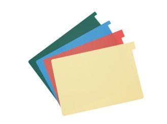 Signalkarten sortiert in 4 Farben 4x25 items