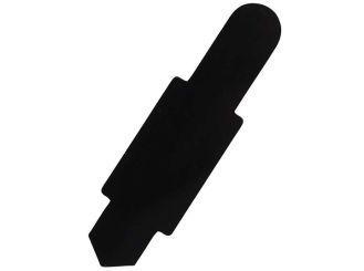 Karten-Reiter schwarz für Karteitasche A4 111583 und Hülle 110596 1x100 items