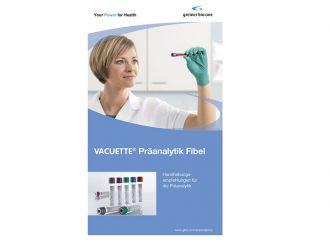 VACUETTE® Präanalytik Fibel, 1x1 Stück