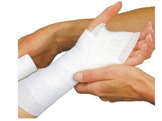 Lenkideal® 5 m x 10 cm weiß ohne Verbandklammern 1x10 Stück