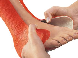 Cellacast® Xtra Binde 7,5 cm x 3,6 m orange 1x10 Stück