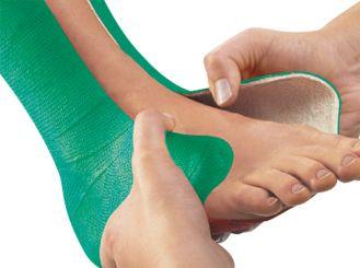 Cellacast® Xtra Binde 5 cm x 3,6 m grün 1x10 Stück